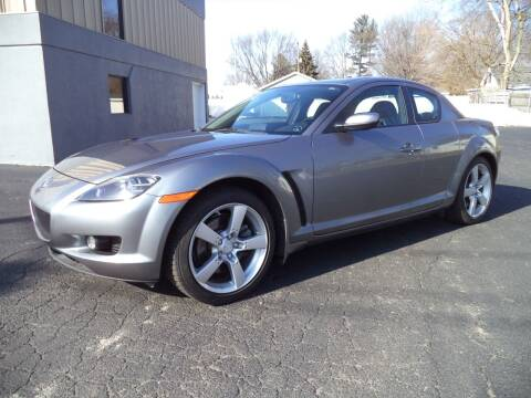 2004 Mazda RX-8 for sale at Niewiek Auto Sales in Grand Rapids MI