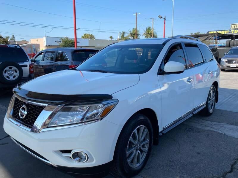 2015 Nissan Pathfinder for sale at Auto Emporium in Wilmington CA