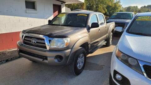 2010 Toyota Tacoma for sale at Clare Auto Sales, Inc. in Clare MI