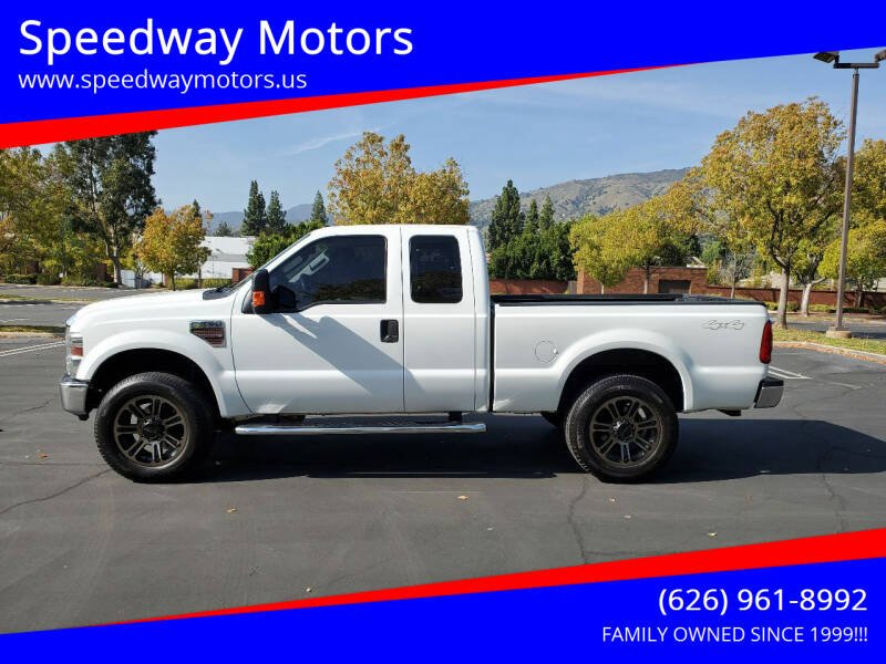 2008 Ford F-250 Super Duty for sale at Speedway Motors in Glendora CA