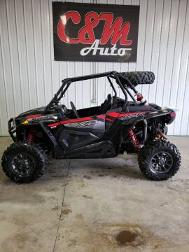 2019 Polaris RZR  XP 1000 for sale at C&M Auto in Worthing SD
