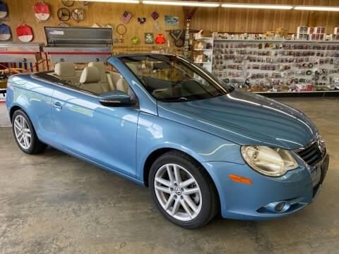 2009 Volkswagen Eos for sale at Freeman Motor Company in Lawrenceville VA
