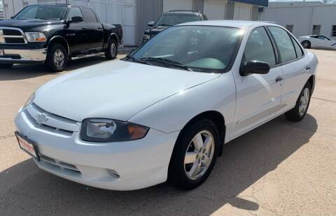 2003 Chevrolet Cavalier for sale at Spady Used Cars in Holdrege NE