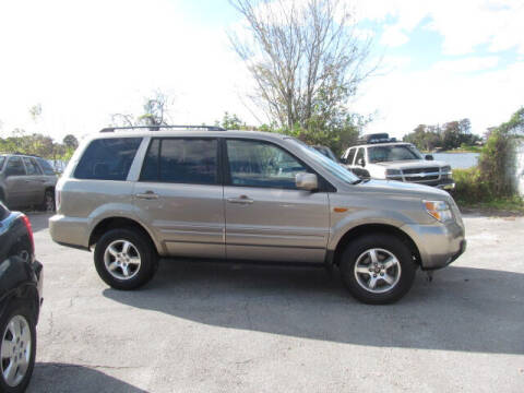 2007 Honda Pilot for sale at Orlando Auto Motors INC in Orlando FL