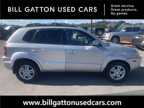 2007 Hyundai Tucson for sale at Bill Gatton Used Cars in Johnson City TN