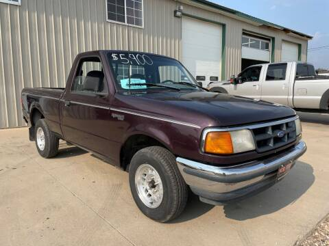 1993 Ford Ranger for sale at Northern Car Brokers in Belle Fourche SD