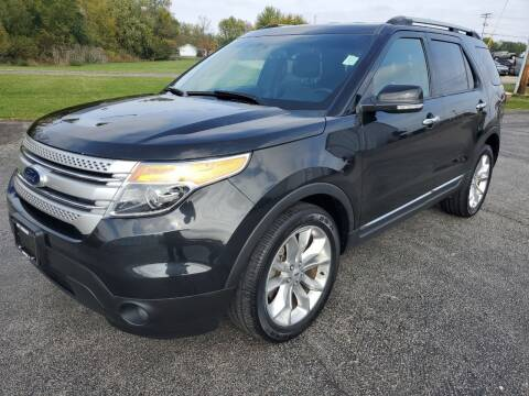 2014 Ford Explorer for sale at Art Hossler Auto Plaza Inc - Used Inventory in Canton IL