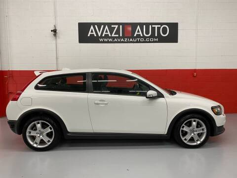 2008 Volvo C30 for sale at AVAZI AUTO GROUP LLC in Gaithersburg MD