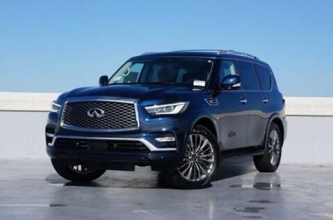 2021 Infiniti QX80 for sale at XS Leasing in Brooklyn NY
