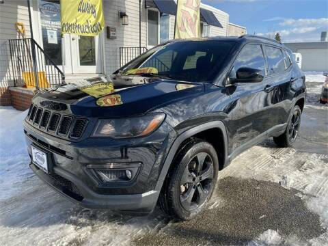 2018 Jeep Compass for sale at Best Price Auto Sales in Methuen MA