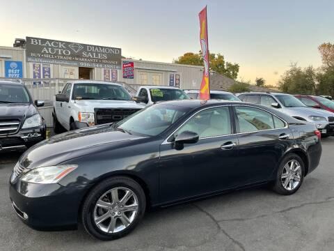 2008 Lexus ES 350 for sale at Black Diamond Auto Sales Inc. in Rancho Cordova CA