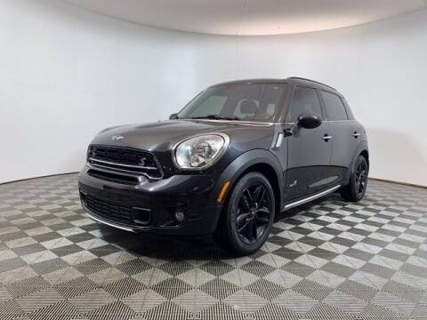 2016 MINI Countryman for sale at BMW of Schererville in Shererville IN