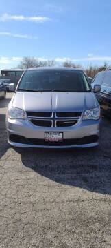2015 Dodge Grand Caravan for sale at Chicago Auto Exchange in South Chicago Heights IL