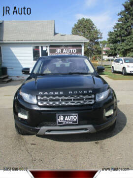 2012 Land Rover Range Rover Evoque for sale at JR Auto in Brookings SD