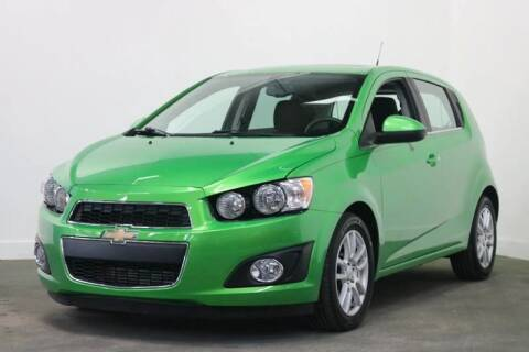 2014 Chevrolet Sonic for sale at Clawson Auto Sales in Clawson MI