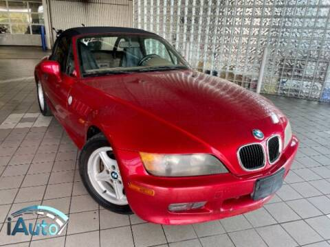 1998 BMW Z3 for sale at iAuto in Cincinnati OH