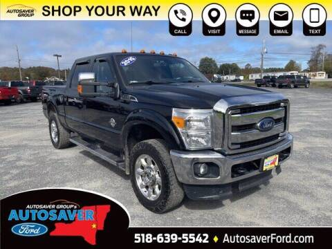 2016 Ford F-350 Super Duty for sale at Autosaver Ford in Comstock NY