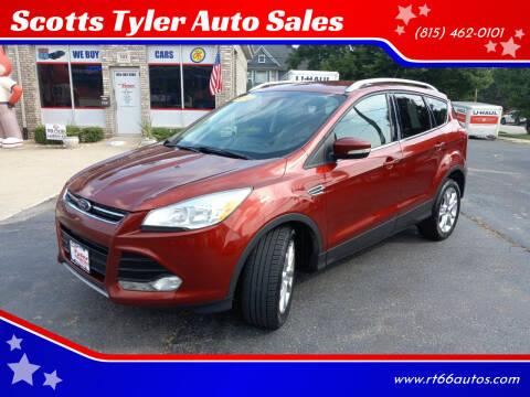 2014 Ford Escape for sale at Scotts Tyler Auto Sales in Wilmington IL