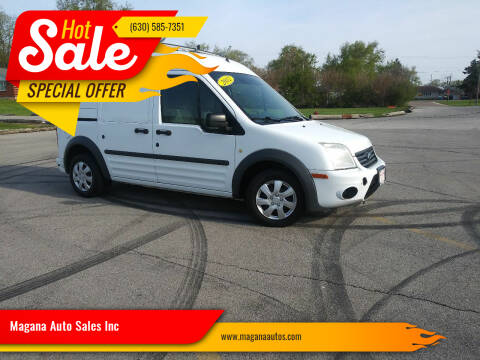 2012 Ford Transit Connect for sale at Magana Auto Sales Inc in Aurora IL