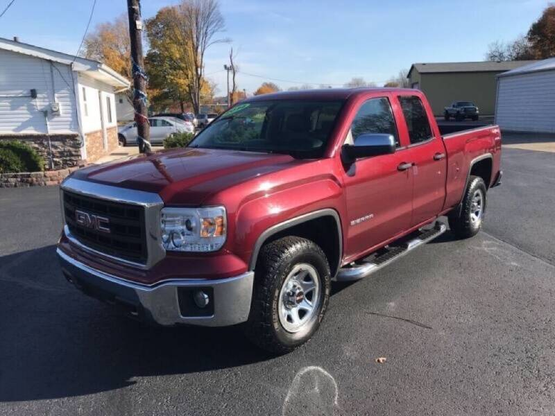 2014 GMC Sierra 1500 for sale at Best Motor Auto Sales in Perry OH