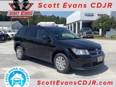 2020 Dodge Journey for sale at SCOTT EVANS CHRYSLER DODGE in Carrollton GA