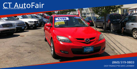 2007 Mazda MAZDA3 for sale at CT AutoFair in West Hartford CT