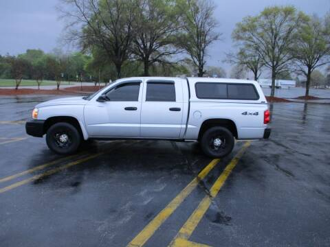 2005 Dodge Dakota for sale at A & P Automotive in Montgomery AL
