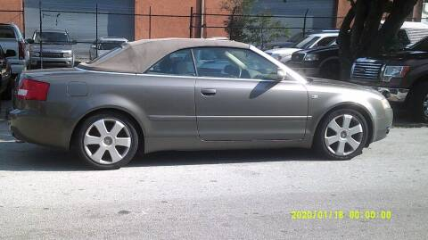 2006 Audi A4 for sale at LAND & SEA BROKERS INC in Deerfield FL