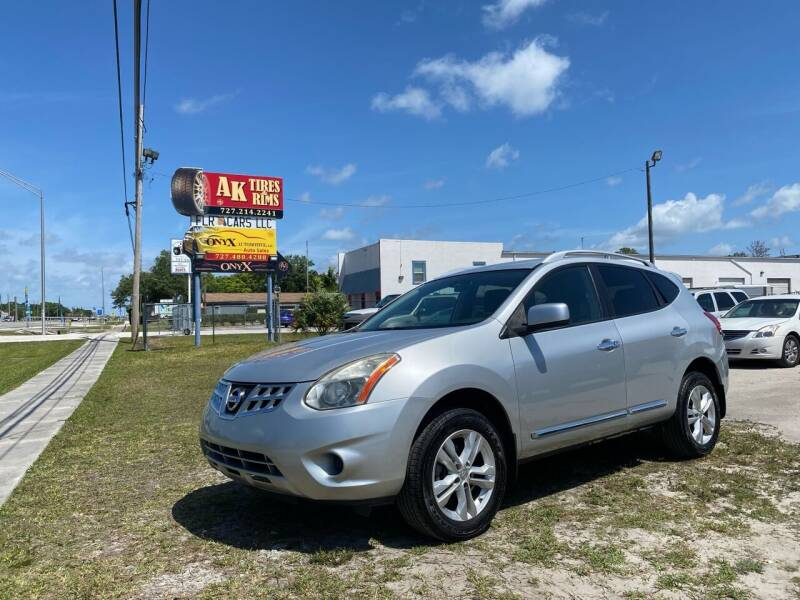 2012 Nissan Rogue for sale at ONYX AUTOMOTIVE, LLC in Largo FL