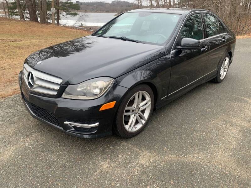 2012 Mercedes-Benz C-Class for sale at Elite Pre-Owned Auto in Peabody MA