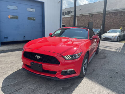 2016 Ford Mustang for sale at Pulse Autos Inc in Indianapolis IN