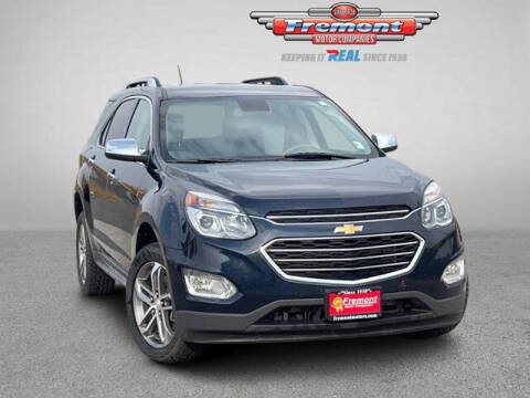 2017 Chevrolet Equinox for sale at Rocky Mountain Commercial Trucks in Casper WY