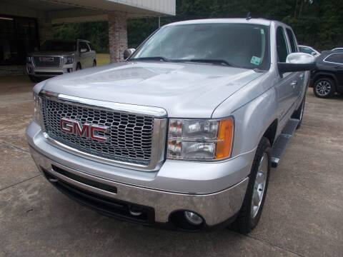 2012 GMC Sierra 1500 for sale at Howell Buick GMC Nissan in Summit MS