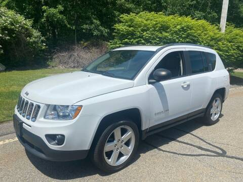 2012 Jeep Compass for sale at Padula Auto Sales in Braintree MA