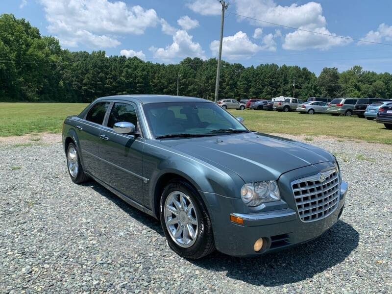 2006 Chrysler 300 for sale at Sanford Autopark in Sanford NC