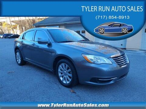 2012 Chrysler 200 for sale at Tyler Run Auto Sales in York PA