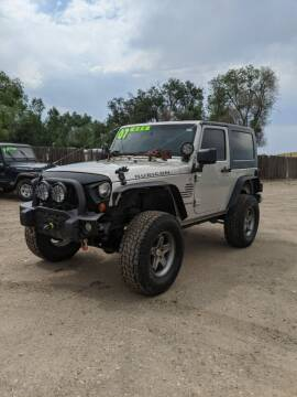 2007 Jeep Wrangler for sale at HORSEPOWER AUTO BROKERS in Fort Collins CO