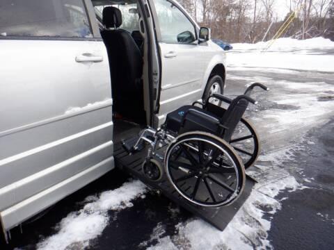 2012 Dodge Grand Caravan for sale at Mobility Motors LLC - A Wheelchair Van in Battle Creek MI
