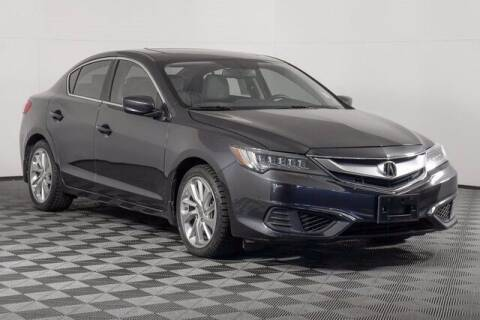 2016 Acura ILX for sale at Washington Auto Credit in Puyallup WA