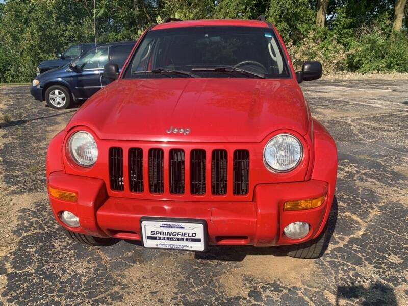 2007 Jeep Liberty for sale at SPRINGFIELD PRE-OWNED in Springfield IL