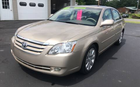 2007 Toyota Avalon for sale at Baker Auto Sales in Northumberland PA