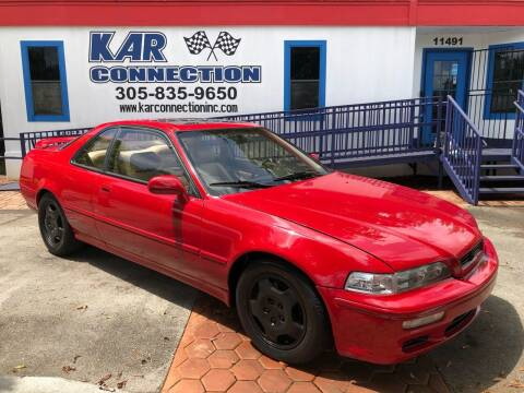 1995 Acura Legend for sale at Kar Connection in Miami FL