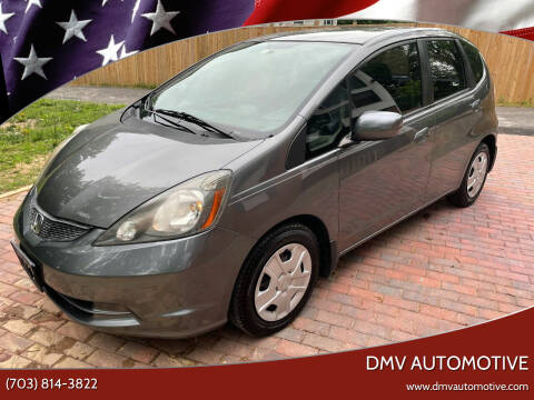 2013 Honda Fit for sale at DMV Automotive in Falls Church VA