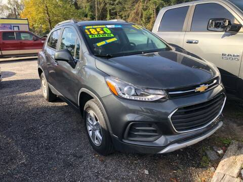 2017 Chevrolet Trax for sale at Capital Car Sales of Columbia in Columbia SC