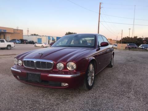 2006 Jaguar XJ-Series for sale at BJ International Auto LLC in Dallas TX