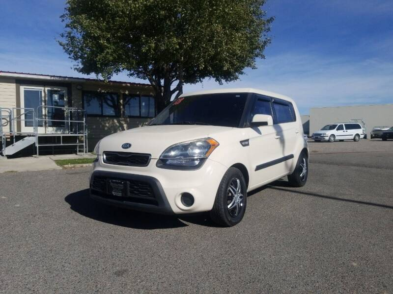 2013 Kia Soul for sale at Revolution Auto Group in Idaho Falls ID