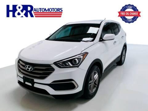 2018 Hyundai Santa Fe Sport for sale at H&R Auto Motors in San Antonio TX