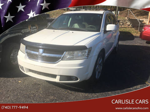 2009 Dodge Journey for sale at Carlisle Cars in Chillicothe OH