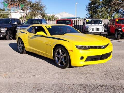 2014 Chevrolet Camaro for sale at GATOR'S IMPORT SUPERSTORE in Melbourne FL