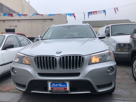 2014 BMW X3 for sale at Excelsior Motors , Inc in San Francisco CA